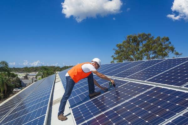 House Solar Panel Installer in LA County